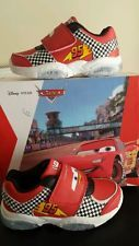 Cars lightning mcqueen trainers