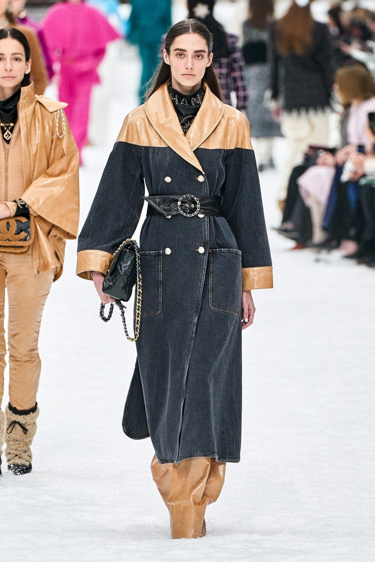 Chanel Herbst/Winter 2019-2020 Ready-to-Wear – Kollektion | Vogue Germany