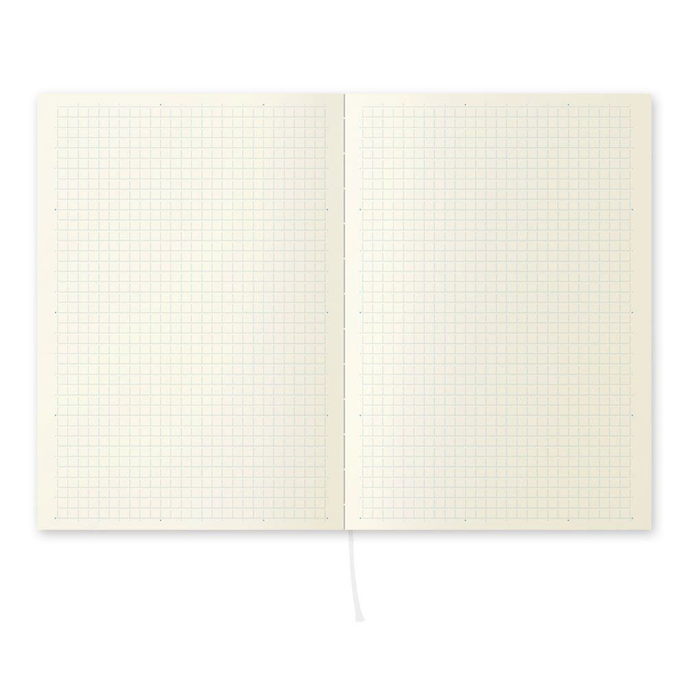 amazon com midori md notebook a5 grid paper office products
