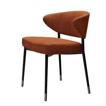 Minotti Mills Dining Chair - Style # mills, Modern Dining Chairs - Contemporary Dining Chairs | SwitchModern