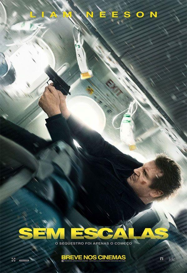 Sem Escalas Com Liam Neeson Teve Divulgado Cartaz Nacional Cinema Bh Peliculas De Accion Recomendadas Peliculas Peliculas De Accion