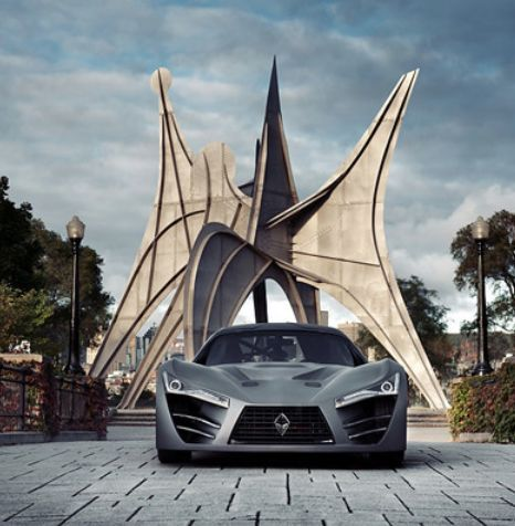 The Felino Cb7 Is The Biggest Baddest Most Insane Canadian Supercar You Ve Never Heard About Video With Images Super Cars