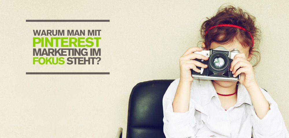 Pinterest im Social Media Marketing Studie