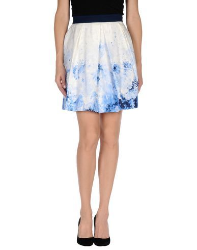I found this great EGGS Knee length skirt on yoox.com. Click on the image above to get a coupon code for Free Standard Shipping on your next order. #yoox