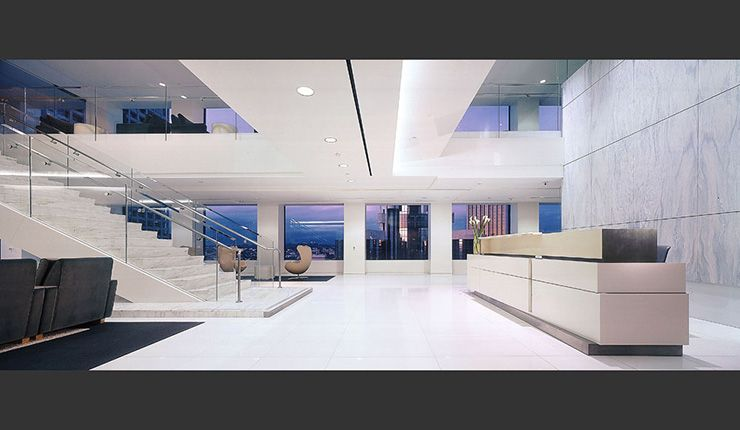 Rottet Studio Projects Paul Hastings Llp Los Angeles