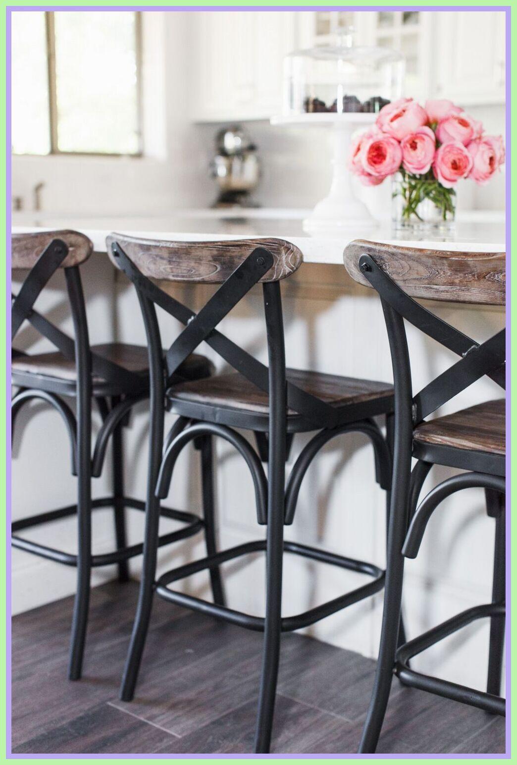 25+ Farmhouse counter stools ideas