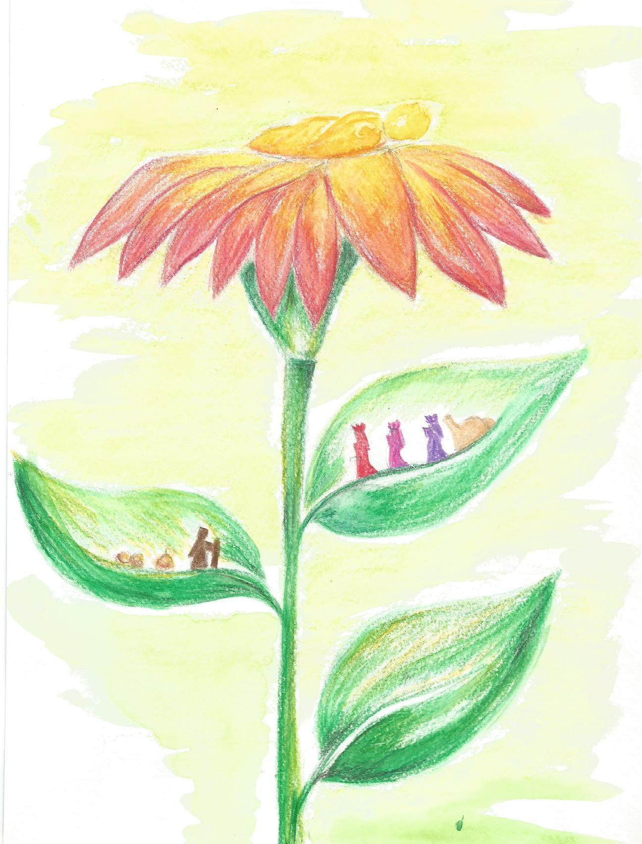 Christabel Najjar Grade 9 A Jm Christmas Cards Pinterest