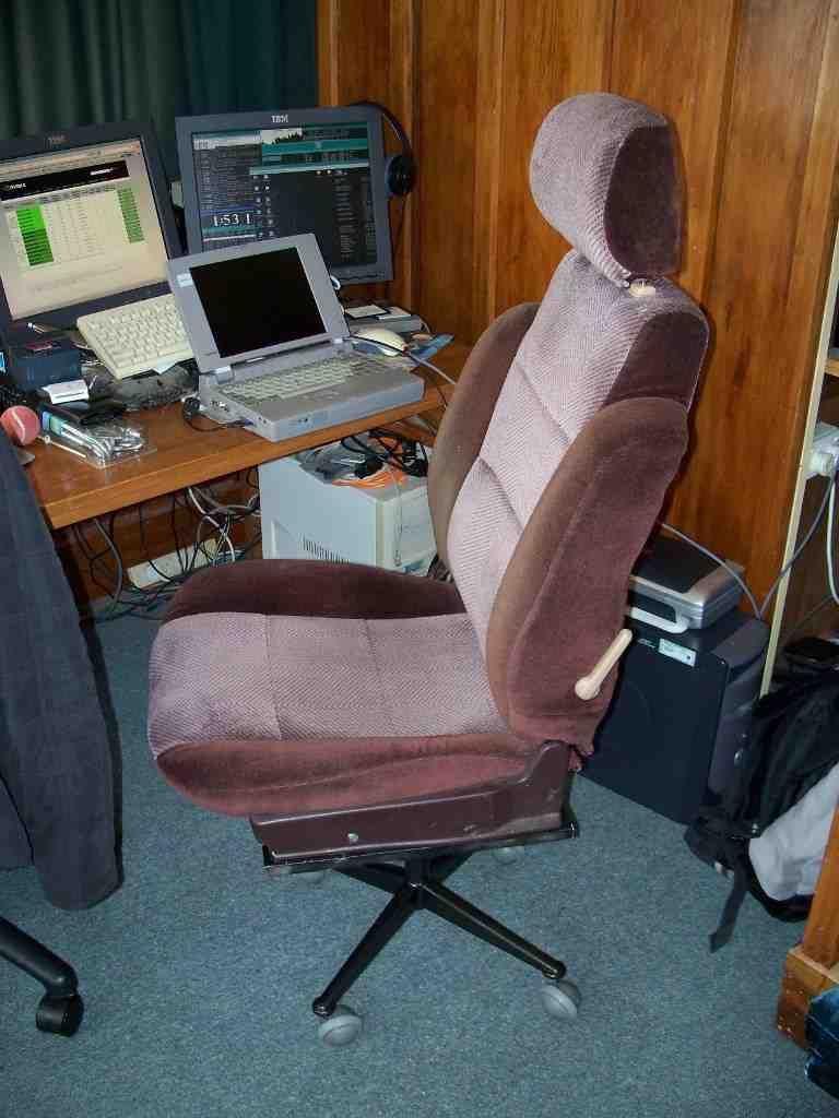Car Seat Desk Chair