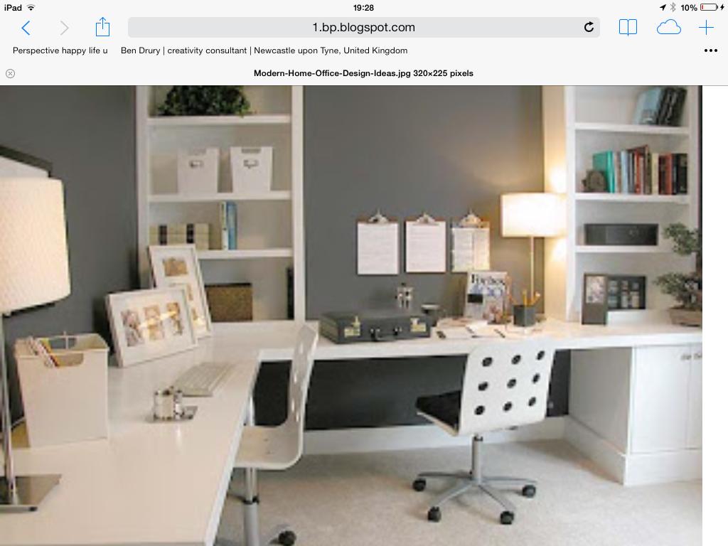 Pin by hazel robson on guest bedroom office pinterest bureau