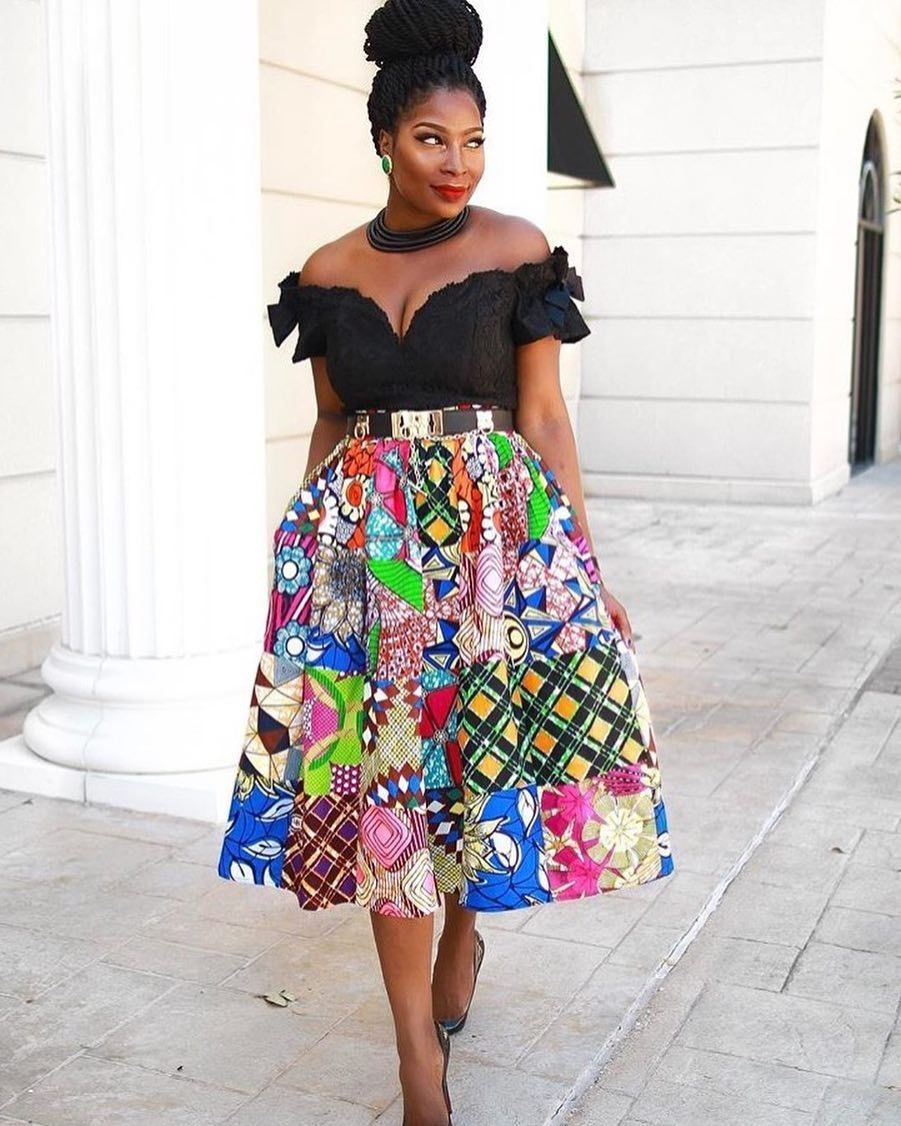 There are a number of ways to enable oneself stand out with an Ankara fabric, Even if you are contemplating about what to make and slay with an Nigerian Yoruba dress styles. Nigerian Yoruba dress styles for outings arrive in a good many patterns and designs.   The Ankara dress styles beauty of this print is that it comes in many designs and textures. Ankara will permit you make a grant of any cloth without losing the Ankara designs flair. #nigeriandressstyles