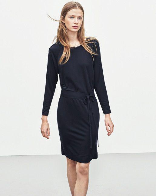 Jersey Belt Dress - Dresses - Sale Woman - Filippa K