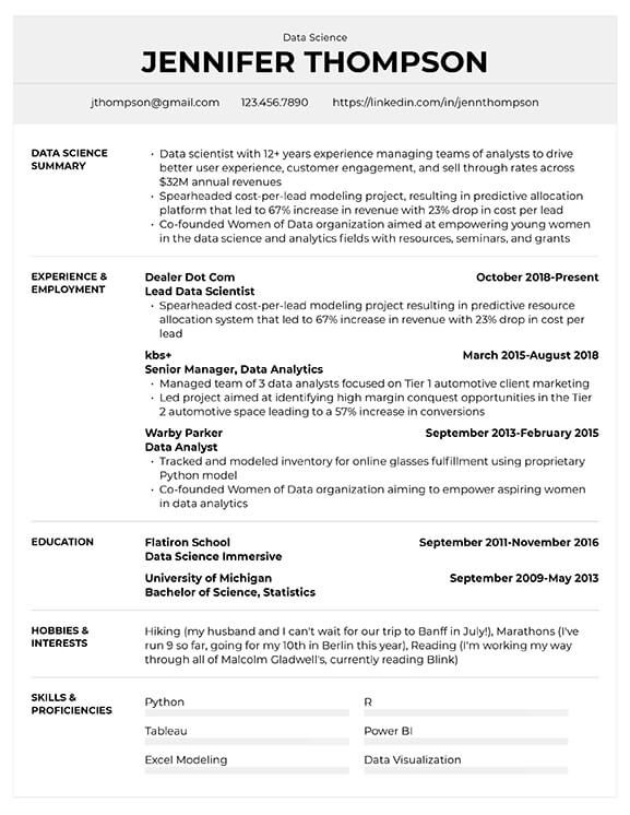 free job winning resume templates builder cultivated culture