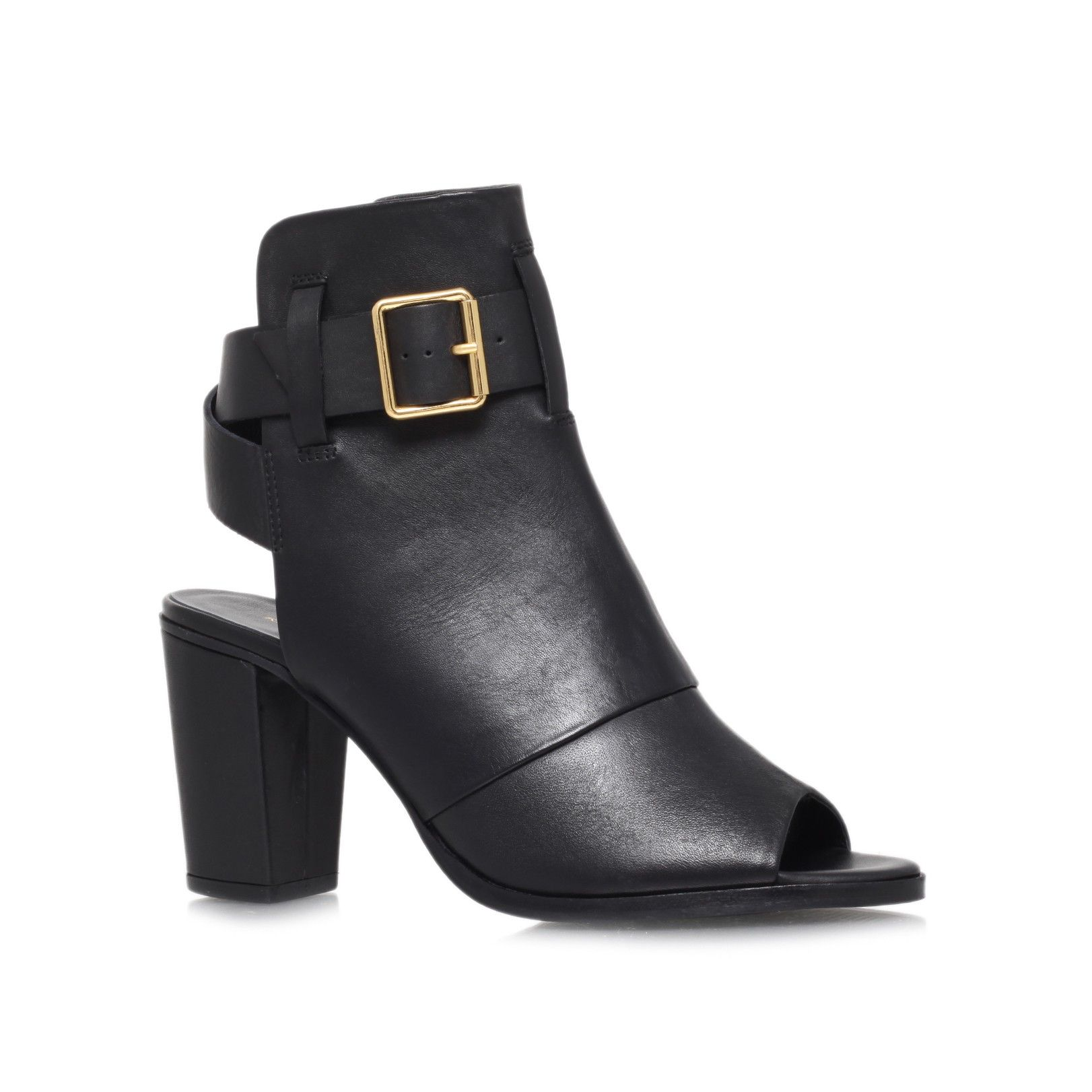 Classic style · Max, black cut out boots by KG Kurt Geiger