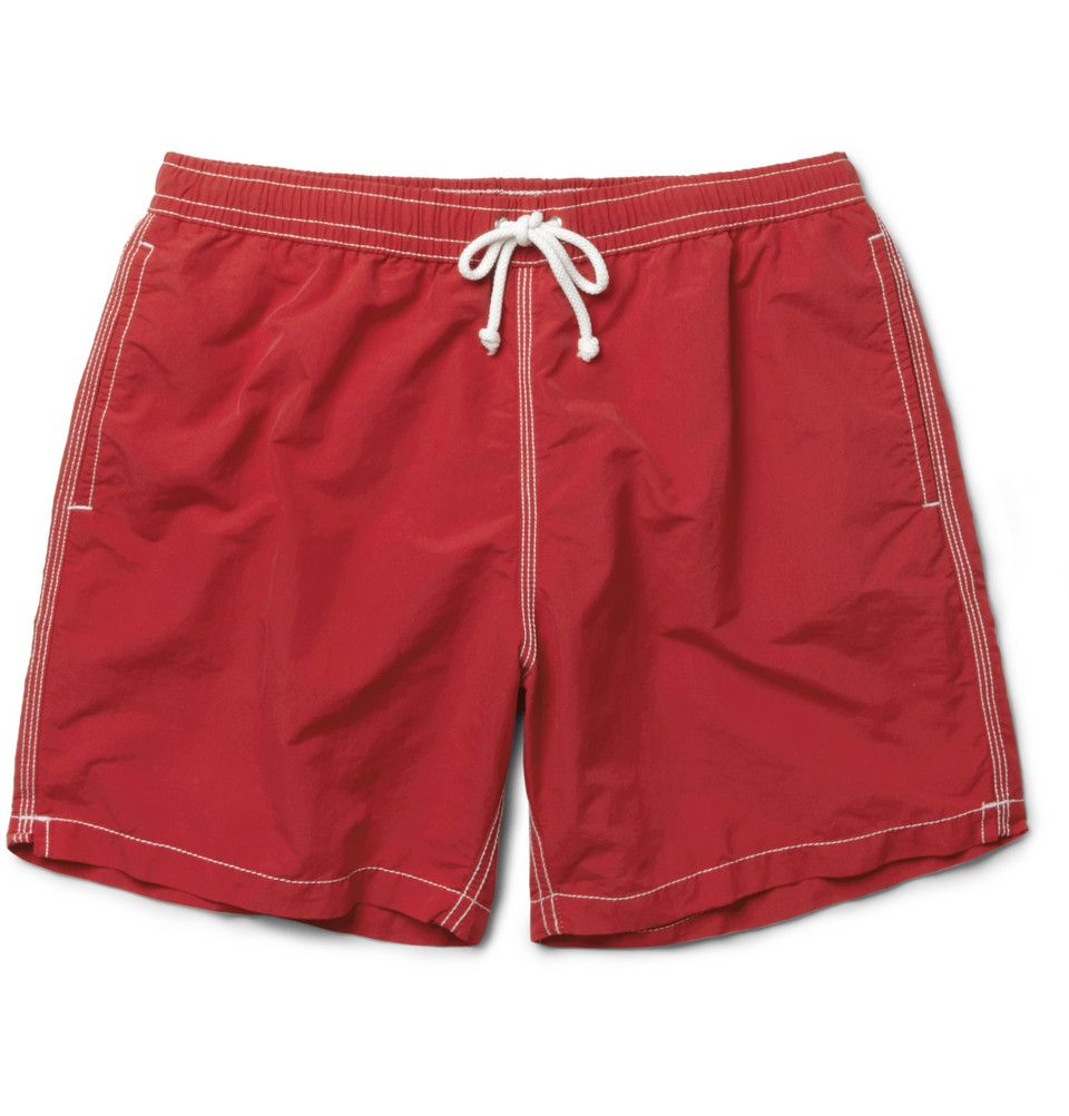 Hartford Mid-Length Swim Shorts | MR PORTER