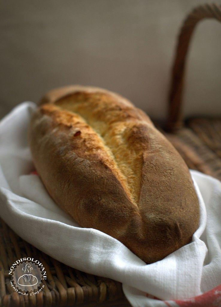 French Bread Shapes - Le Fendu