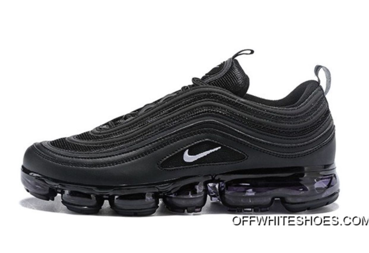 new product f53e0 0e736 Best Quality Undefeated X Nike Air VaporMax 97 Black Red   NIKE AIR MAX 97  in 2019   Nike air vapormax, Air max 97, Cheap nike air max