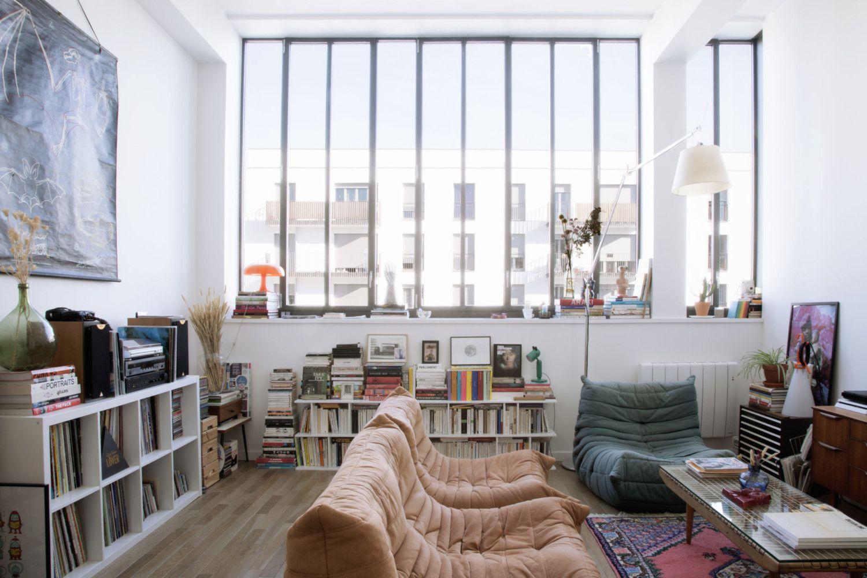 A L Est Et Tout Nouveau Un 58 M Flambant Neuf A Pantin En 2020 Amenagement Salon Appartement Mobilier De Salon