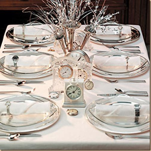 Party Decor Ideau0027s For Your New Years Eve Party Part 90
