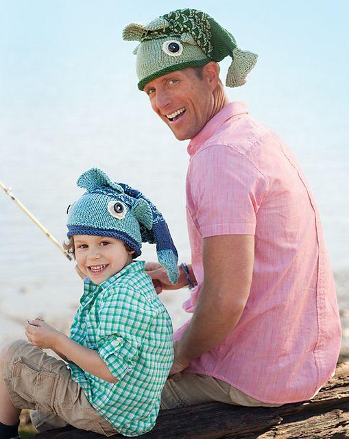 Ravelry: Fishing Cap pattern by Brenda K. B. Anderson | Mi ...