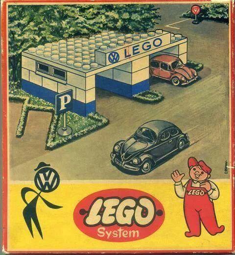 Vintage VW Lego http://www.ebay.ca/usr/collectiblesbycandb