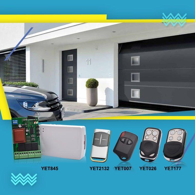 Tubular Motor Rolling Shutter Receiver Yet845 Alarm Systems For Home Smart Home Alarm System Roller Shutters