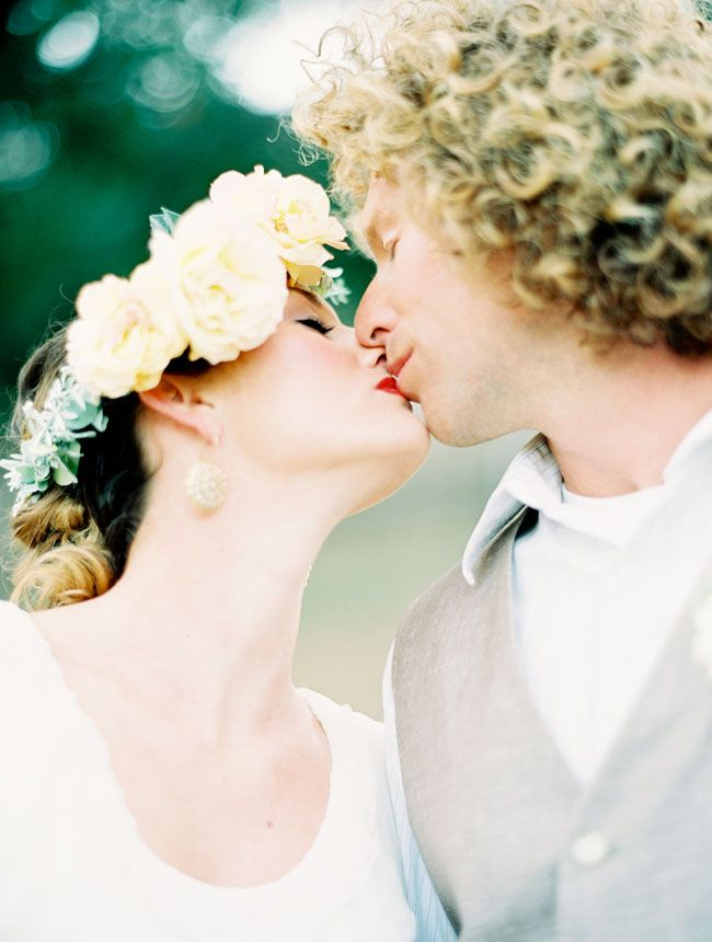 flower halo - love!