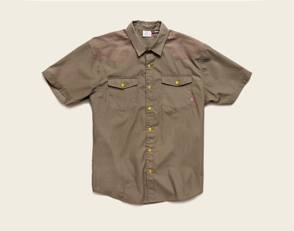 Topo x Howler H Bar B Snapshirt