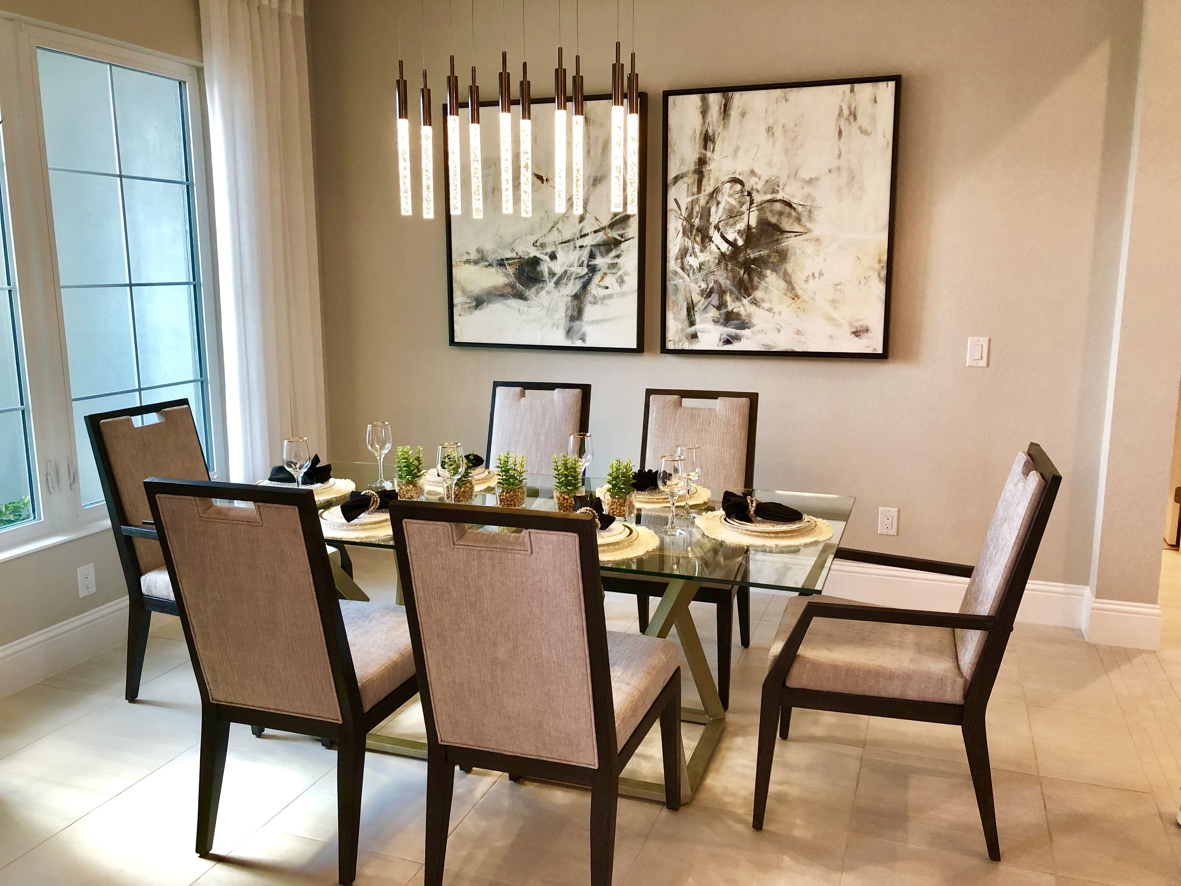 Team Platinum of Naples | Home decor, Dining table, Dining