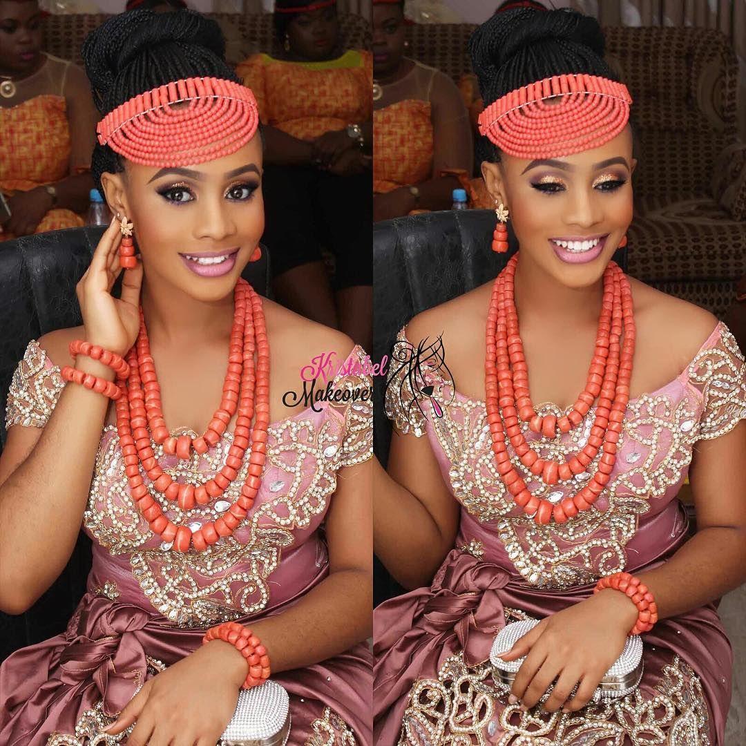 Igbo Nigerian Wedding: See This Instagram Photo By @bellanaijaweddings • 13.9k
