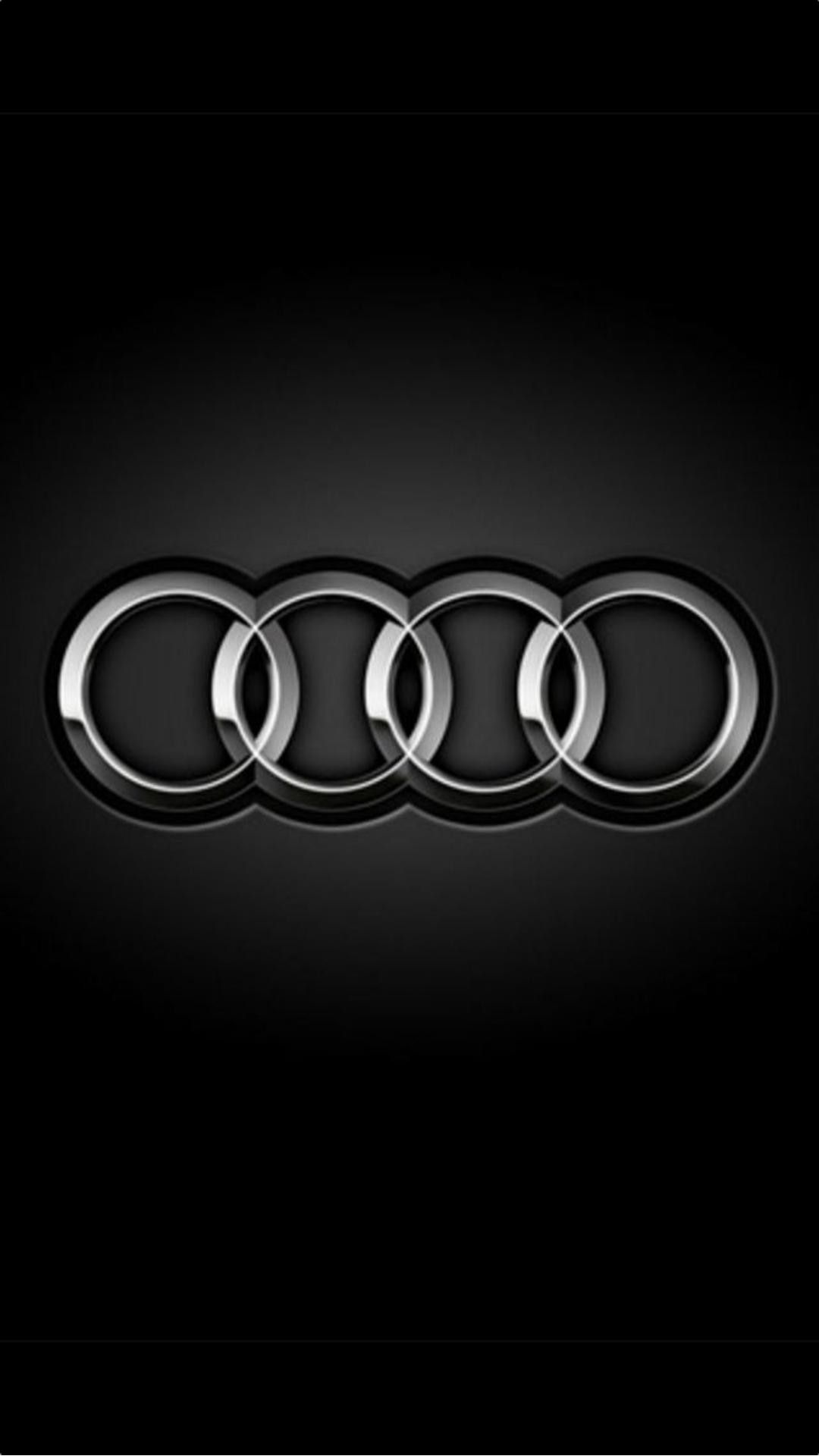 audi car logo iphone 6 plus hd wallpaper - http://freebestpicture
