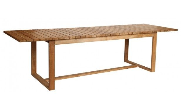 Como extension table 1800-3000 x 900 from coco republic