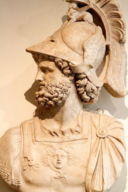 Mars Roman Sculpture God Of War Ancient Statues