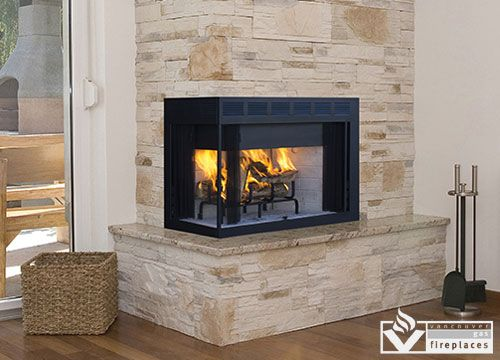 Ashley Fireplace Inserts Wood Burning Wood Burning Zero Clearance Fireplace Wrt 4000 By Superior