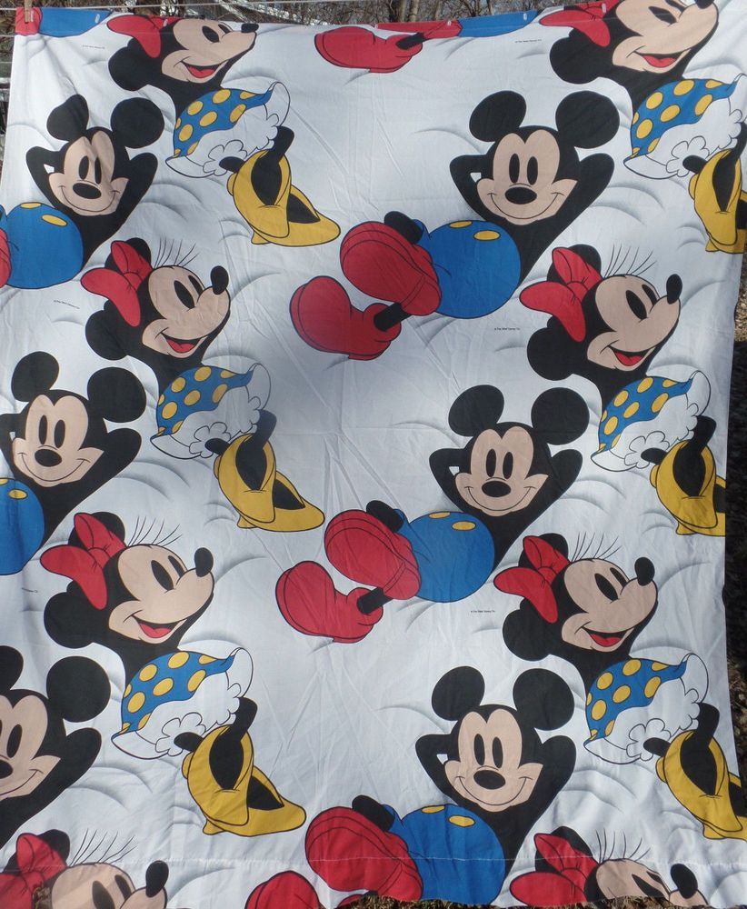 Minnie Mouse Bedroom Curtains Disney Mickey Minnie Mouse Fabric Shower Curtain White Vintage