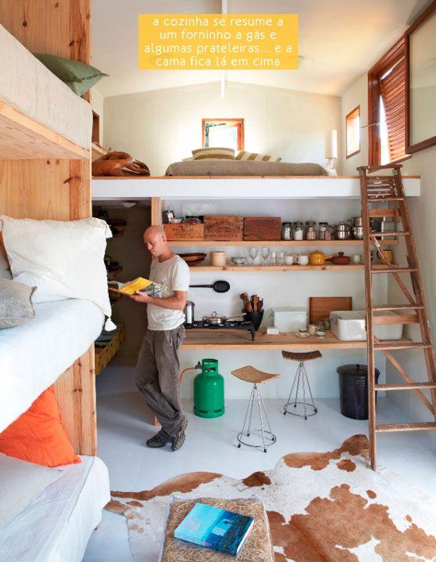 tiny cabin #decor