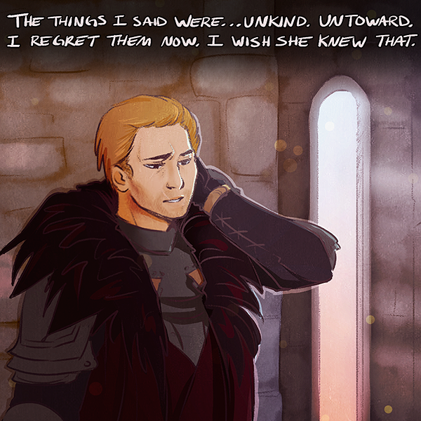 Cullen Speaking About The Hero Of Ferelden If She Was A Circle Mage Dragon Age Funny Dragon Age Romance Dragon Age Games