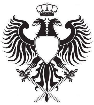 Two headed Masonic Eagle Freemasonry Double headed eagle, Crest