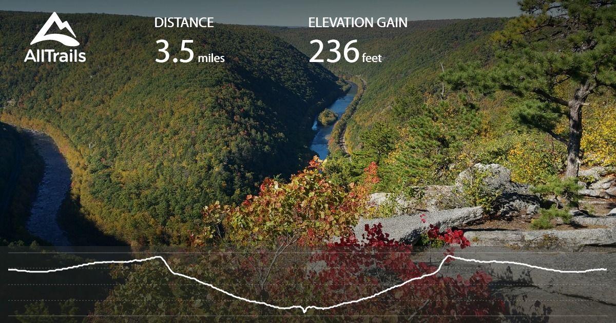 Tank Hollow Trail Day trips, Trail, Jim thorpe