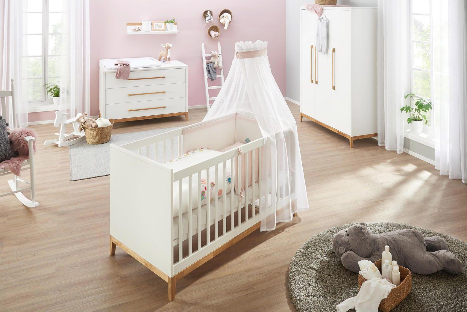 Gitterbett Scandic Babyzimmer