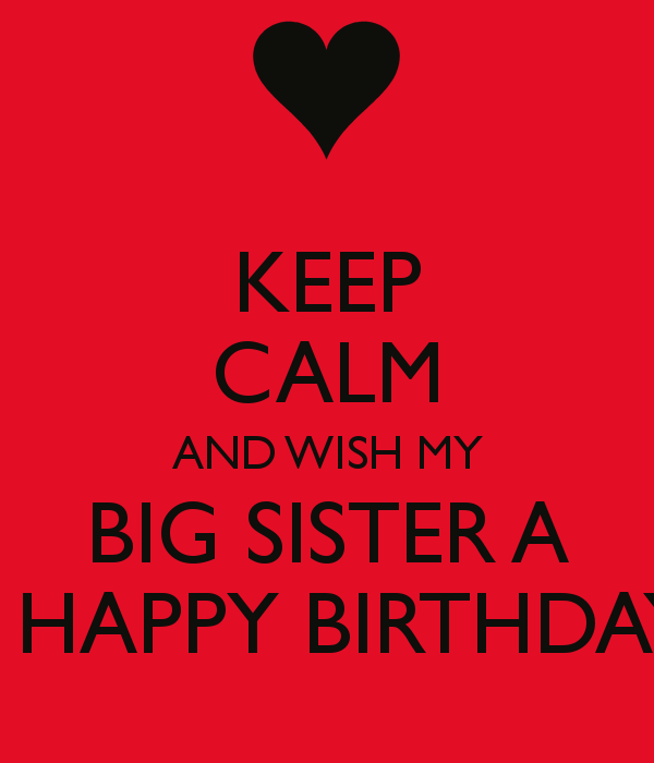 Happy Birthday Sister Google Search Inspiration Pinterest Happy Birthday Wishes To Big