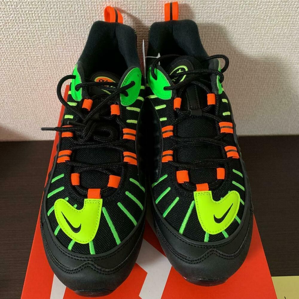 low priced 0b24e 59662 Nike Air Max 98 Tokyo Neon Collection Japan Limited Rare Sneakers Size 10   TheLimited  WalkingShoes