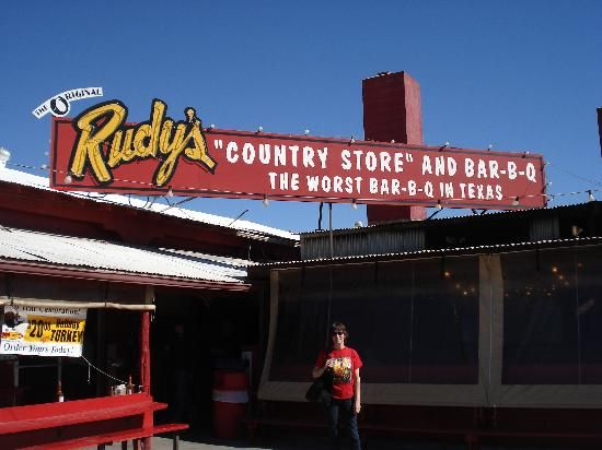Rudy S Barbecue San Antonio Texas San Antonio Restaurants San Antonio
