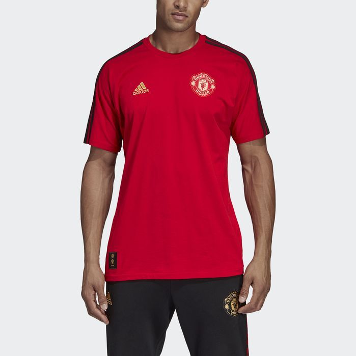 Manchester United Chinese New Year Tee Red 2xl Mens Mens Tees Sport T Shirt Tees