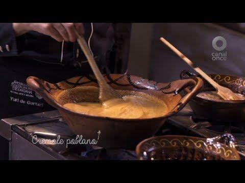 Tu cocina (Yuri de Gortari) - Cremole poblano (24/05/2017)