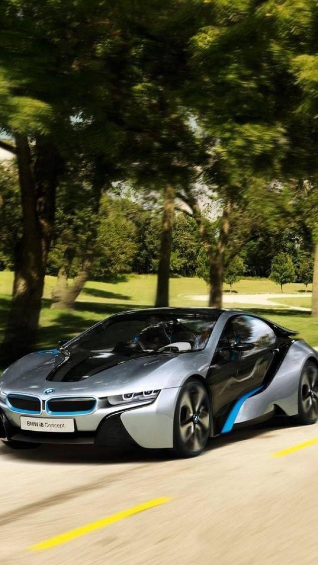Silver Bmw I8 Concepr Car Bmw Cars Pinterest Cars Bmw I8 And Bmw