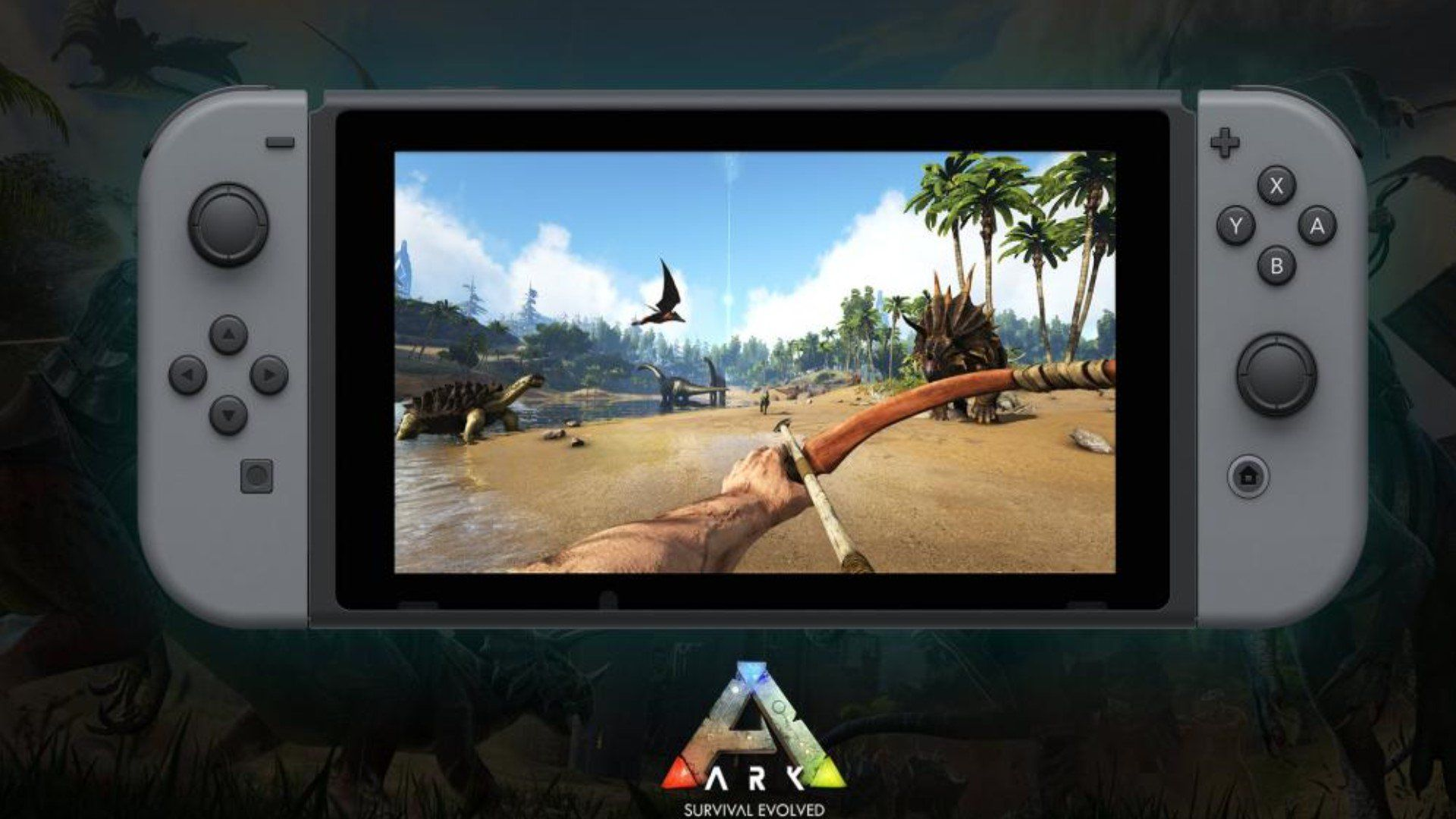 ARK Survival Evolved is Coming to Nintendo Switch
