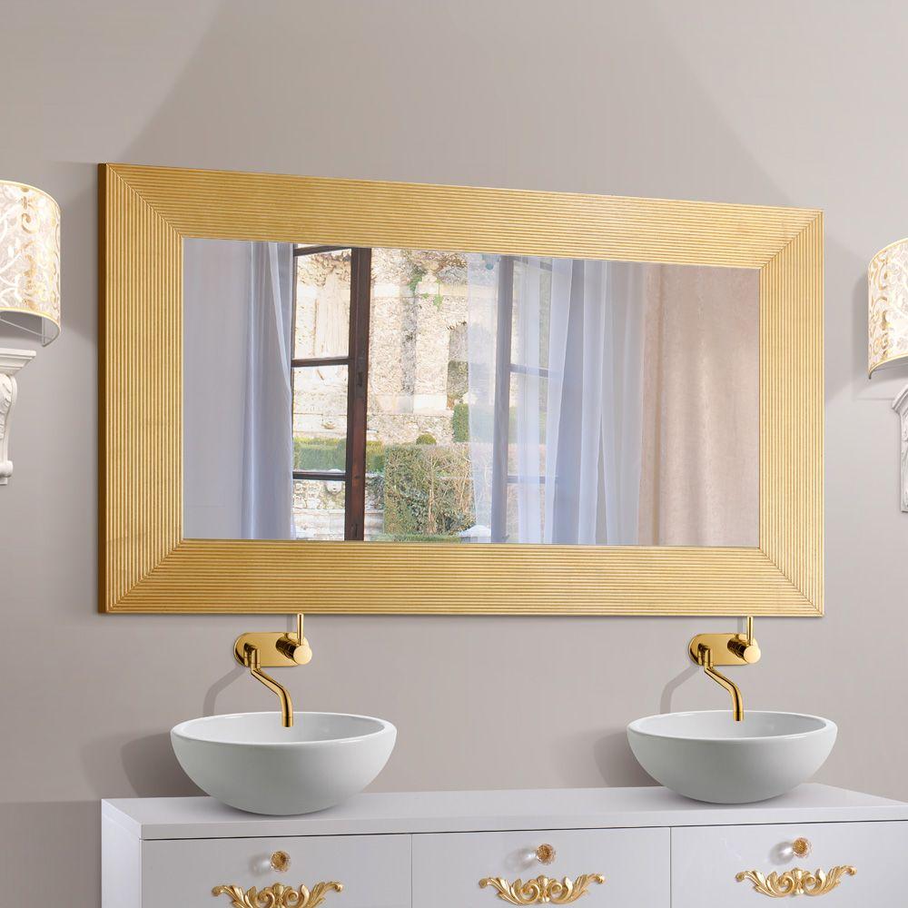 Wie Hängt Ein Schwerer Wand Spiegel - Wand-Spiegel - Eine