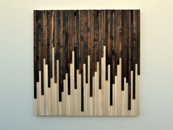Wood Wall Art Diy rustic wood wall art wood sculpture wallmoderntextures