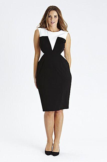 Dress | after five dresses | Plus size outfits, Plus size ...
