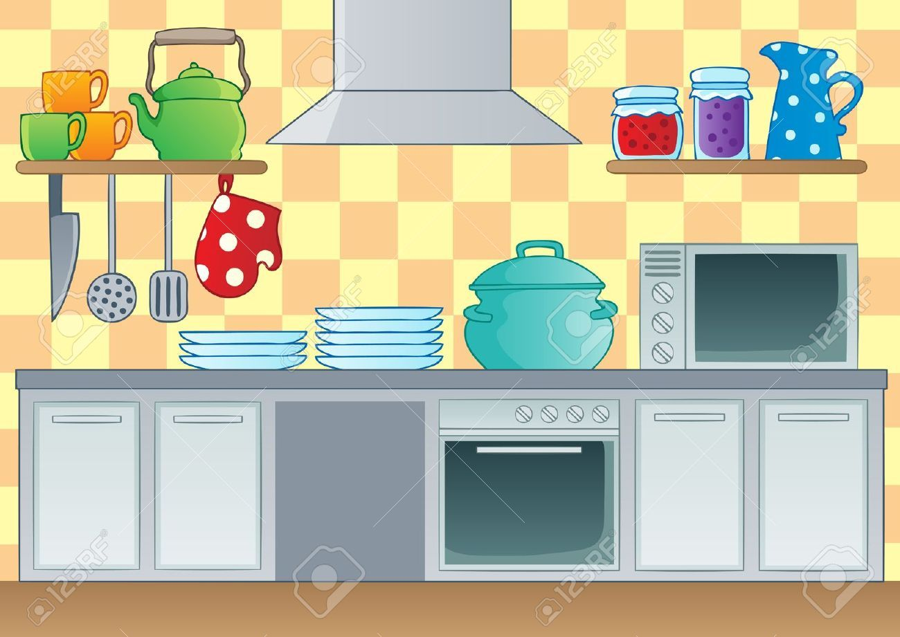 Kitchen Cartoon Buscar Con Google Kitchen Cartoon Kitchen Clipart